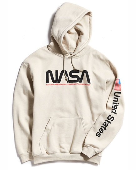 NASA Statement Sweatshirt