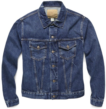 RRL Denim Jacket
