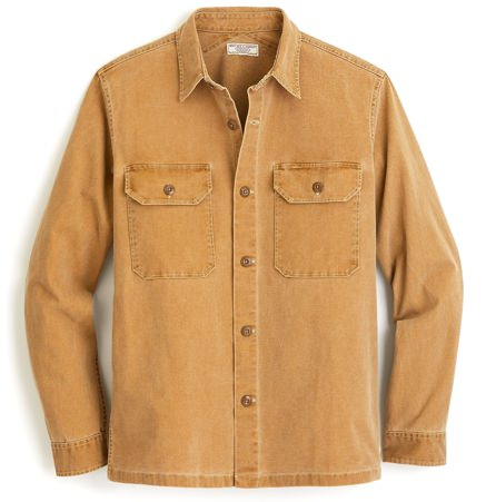 Wallace & Barnes Shirt Jacket