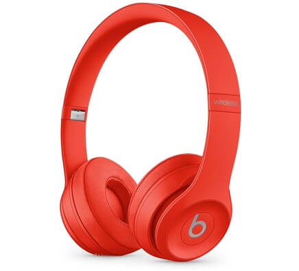 Beats ProductRed Solo3 Wireless On-Ear Headphones