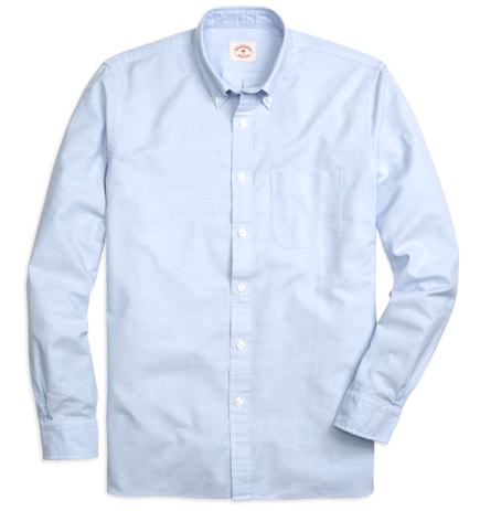 Brooks Brothers Oxford Cloth Button-Down