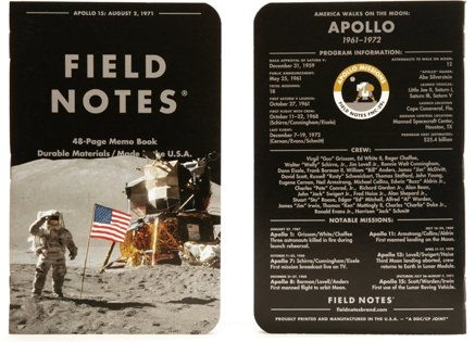 Field Notes Three Missions Notebook Set