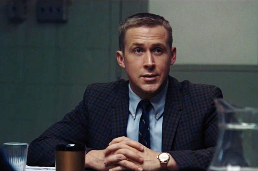 Ryan Gosling stars in First Man movie 2018