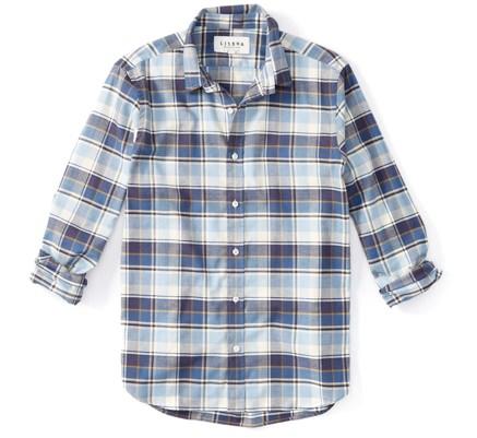 Lisboa Lightweight Flannel Shirt