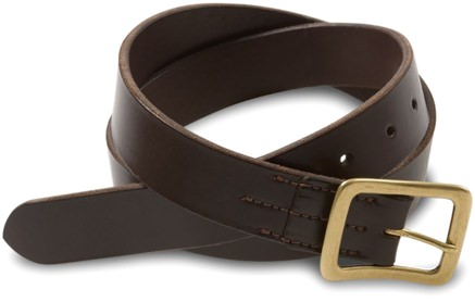 Red Wing Heritage Vegetable Tanned Belt