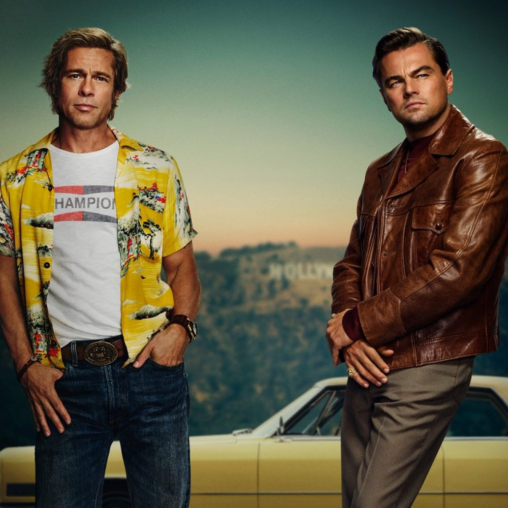 'Once Upon a Time in Hollywood' Style