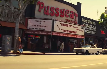 Pussycat Theatre in Los Angeles