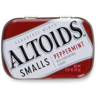 Altoids Mini Sugarfree Peppermints