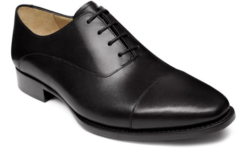 Jack Erwin Cap-Toe Oxford