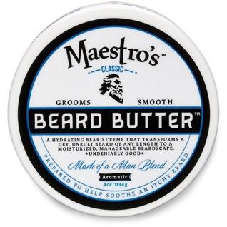 Maestro Beard Butter