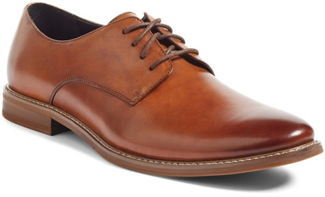 The Rail Plain Toe Derbies
