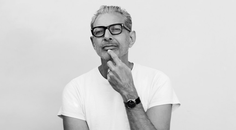 Lessons in Dressing Well From Jeff Goldblum