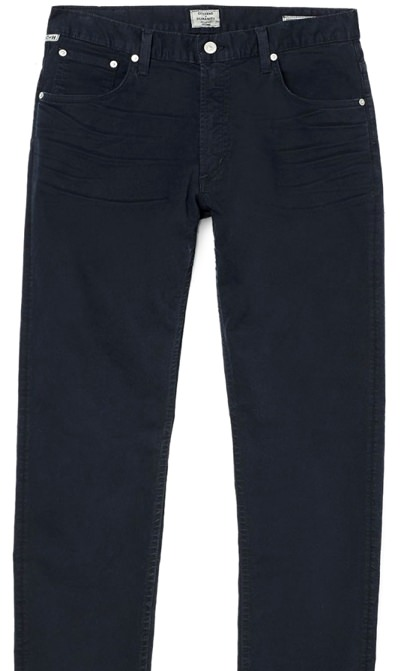 Citizens of Humanity Japanese Stretch Twill Pants