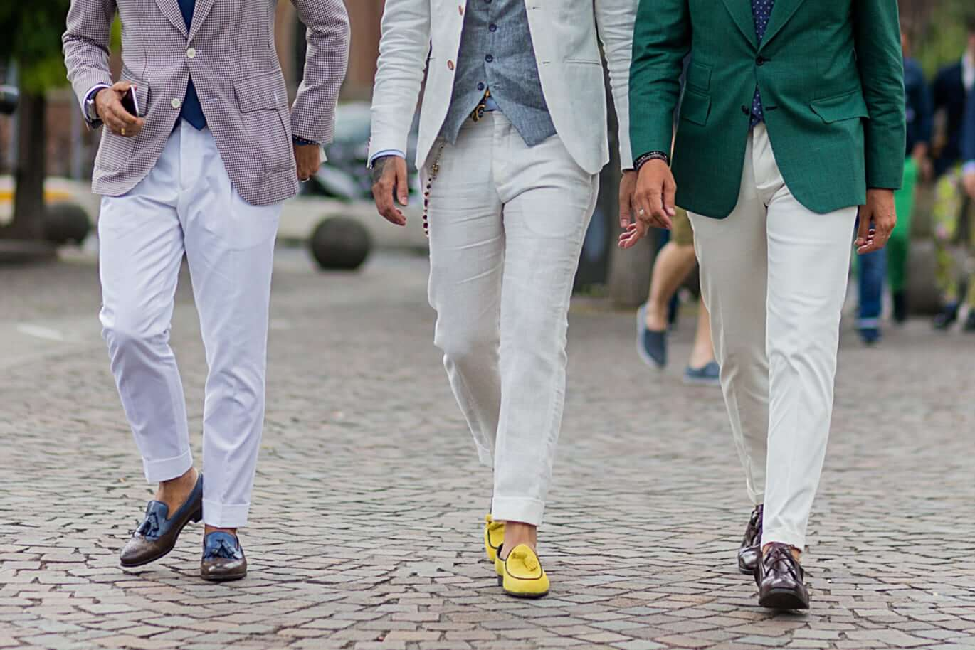 Why no white clothing after Labor Day?