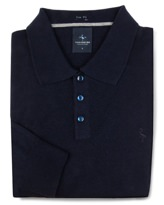 Tailorbyrd Wool/Cashmere Polo Shirt