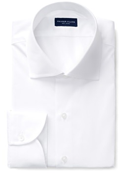 Proper Cloth Twill Dress Shirt