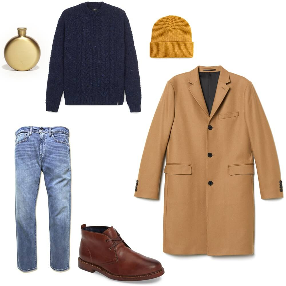 Thanksgiving weekend menswear outfit inspiration