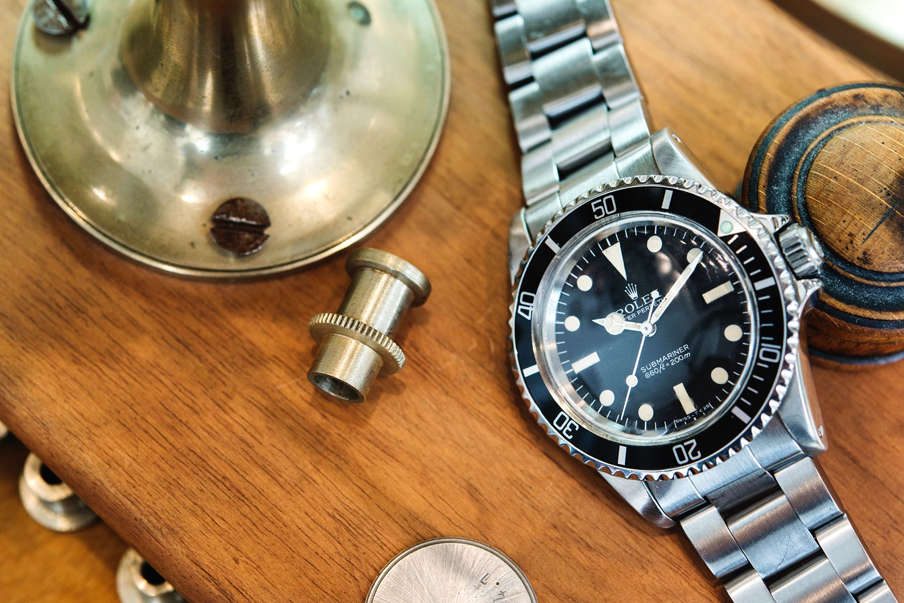 What to know before buying a vintage rolex watch