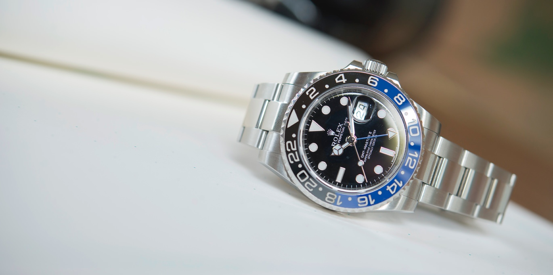 Vintage Rolex GMT watch