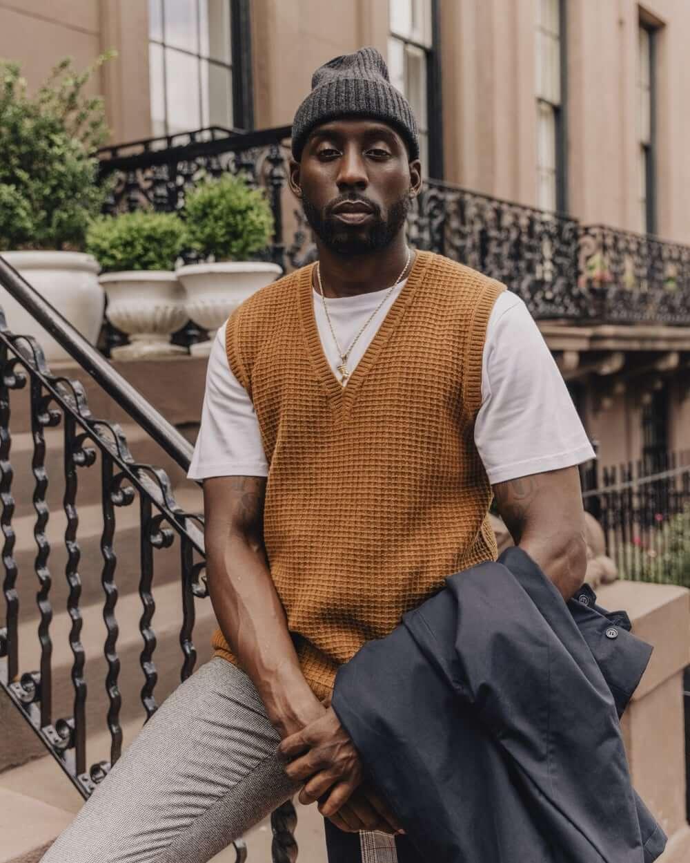 Best men's sweater vests in 2021