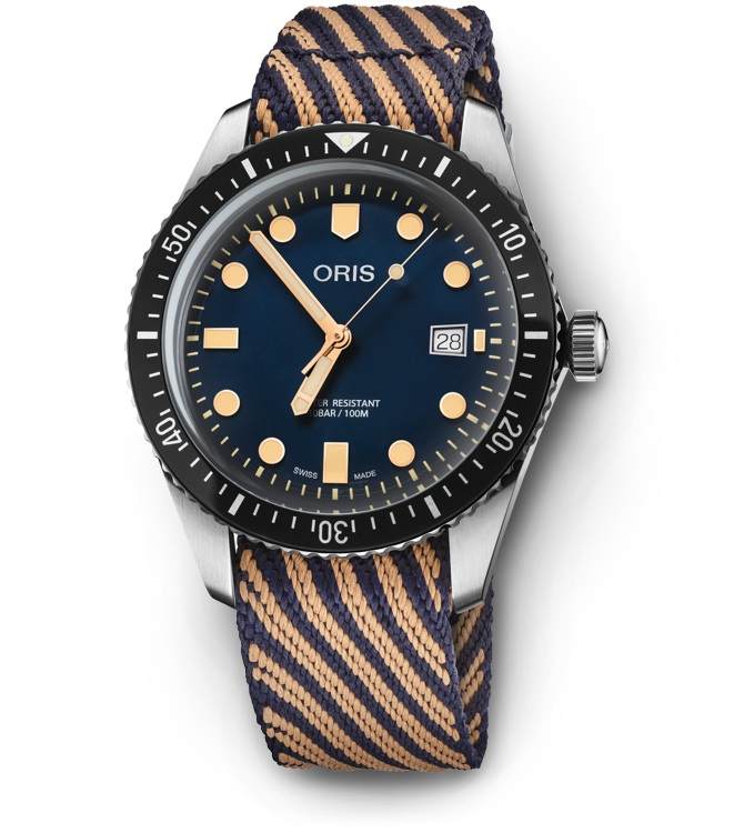 Oris Divers Sixty-Five With Recycled Strap