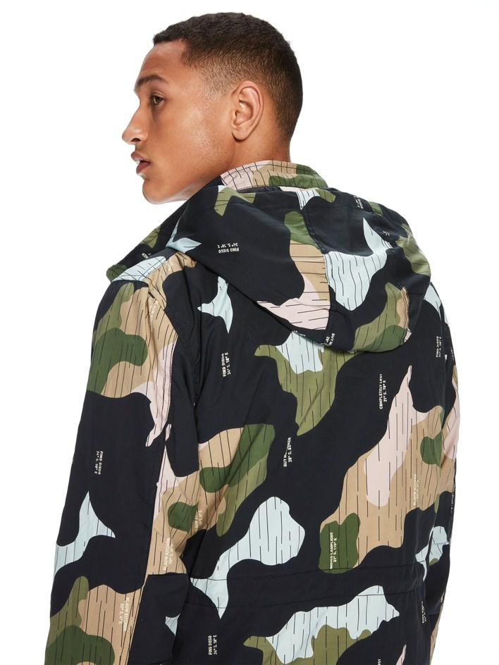 The best camo menswear styles for fall 2018