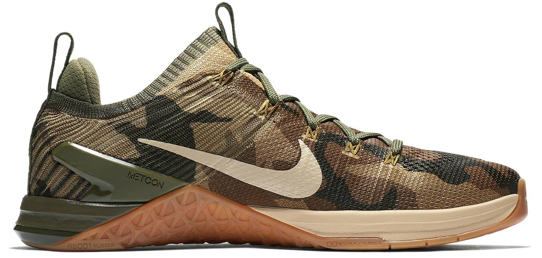 Nike Metcon DSX Camo Flyknit Sneakers