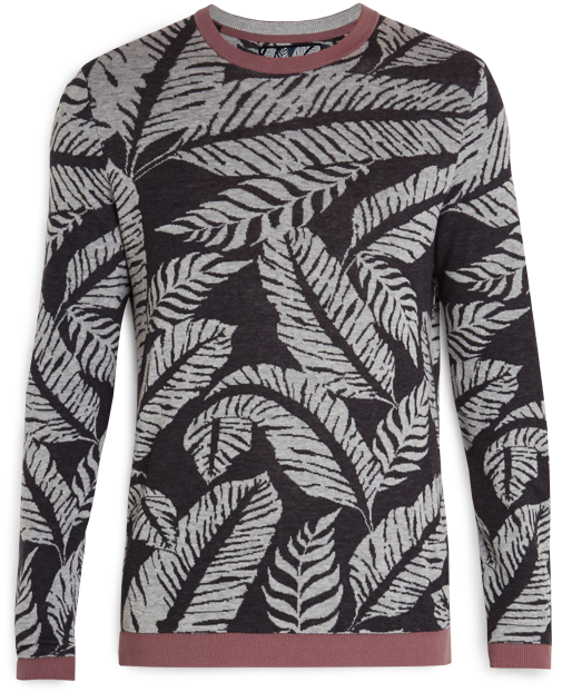 Ted Baker Graphic Sweater