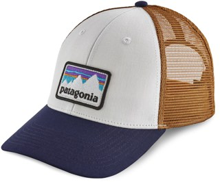 Patagonia Shop Logo Sticker Hat