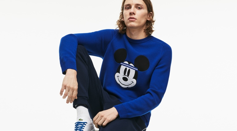 Mickey Mouse Has Taken Over Menswear