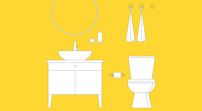 Clean Your Bathroom (in 10 Minutes)