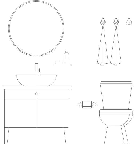 Bathroom cleaning plan