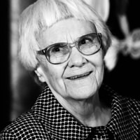 Harper Lee portrait